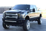 2015 Ford F-250Platinum